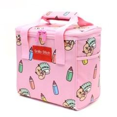 스닐로스티치 큐티베이비 보냉피크닉 가방