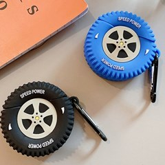 타이어 에어팟 케이스