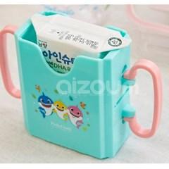 핑크퐁 우유 두유홀더