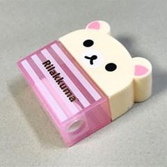 코리락쿠마 미니 연필깍이(635356)
