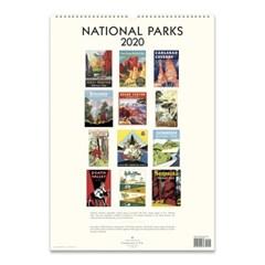 2020 카발리니 캘린더 National Parks