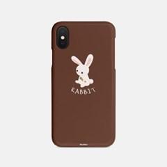 귀여운 토끼 디자인 케이스 4종