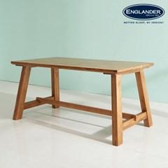 칸쿤 원목 4인용 식탁(의자 미포함)