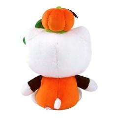 헬로키티 할로윈 봉제인형-오렌지