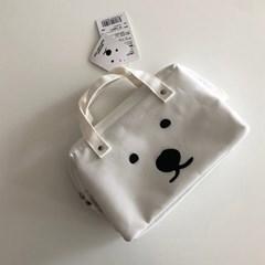 [폴라앳홈] 북극곰 시리즈 각잡힌 보냉백