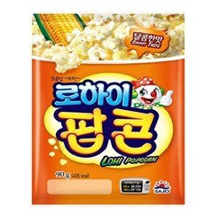 사조 전자렌지3분OK 팝콘달콤한맛90gx24봉