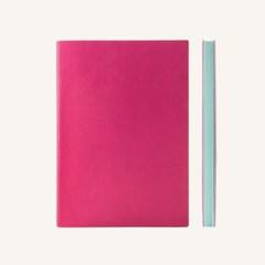 시그니처 스케치북 (A5, Magenta)
