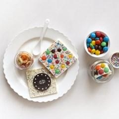 발렌타인 디비디 바크 초콜릿 만들기 세트 - Tiny