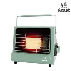 인더스 캠핑용 부탄가스 히터 IN-PG900