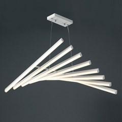 LED 스피노 사각 펜던트 8등-48W