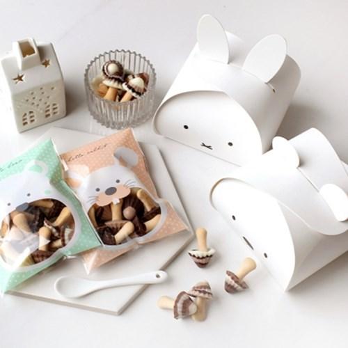 [1+1] 디비디 초콜릿 만들기 세트 - Zoo + lucy