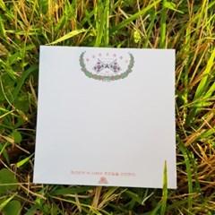 [역사굿즈] 독립선언서 화이트 컬러 떡메모지