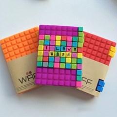 WAFF 큐브 다이어리 콤보(미니)