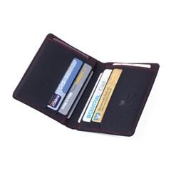 [TROIKA] CARD SAVER 8.0 데이터 세이프 카드지갑 (CAS08/BK)