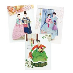 내님카드 FT226-123(3종 한세트)