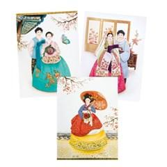 내님카드 FT226-456(3종 한세트)