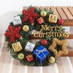 선물별 리스 250Ø(mm)P 트리 크리스마스 TRWGHM_(1524243)