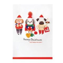 크리스마스카드 FS1032-3