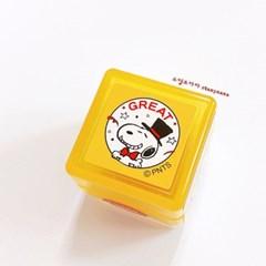 스누피 스탬프 - GREAT
