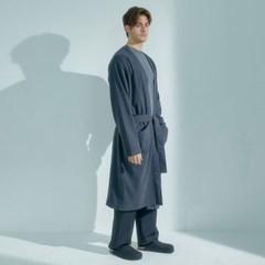 베이직 몽 슬리퍼-Dark grey