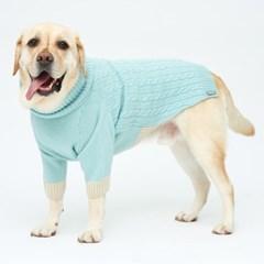 Emerald Cheez Cashmere Knit