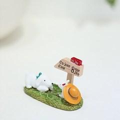 몰리와 토끼