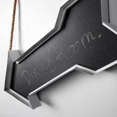 데카 블랙보드 벽장식