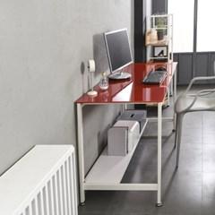 래티코 볼리 철제 선반 사무용 컴퓨터 책상 1500_(13697329)