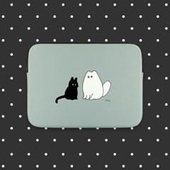 우리는 친구 2 (아이패드/11/13/15/17인치) 노트북파우치
