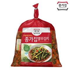 [종가집공식판매몰} 종가집 열무김치1kg