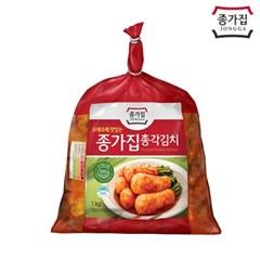 [종가집공식판매몰} 종가집 총각김치1kg