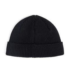 MILITARY KNIT WATCH CAP (black)