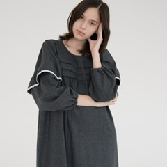 [w] Grey Flannel One-piece