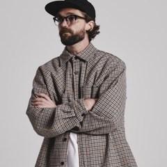 HERITAGE shirts jacket_BEIGE