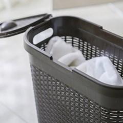 라탄 세탁빨래바구니 소사이즈(40L)