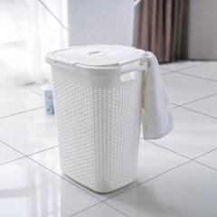 라탄 세탁빨래바구니 대사이즈(60L)
