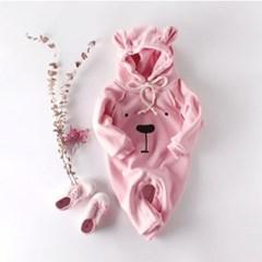 돌핀웨일 강쥐도톰후디 우주복(66~90cm)