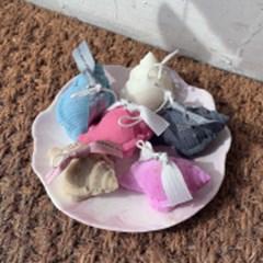 미니 소라 캔들 4scent 10color