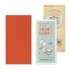 (2020 날짜형) 2020 트래블러스노트 Monthly (오리지널)