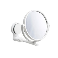 360도 회전 각도조절 3배 확대경 진공 흡착 양면거울_(1106325)