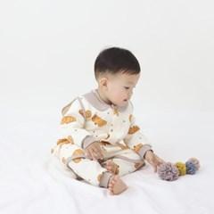 [메르베] 호바기 아기수면조끼_겨울용_(1350649)