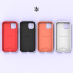 아라리 아이폰11 프로 맥스 케이스 타이포스킨_(2293942)