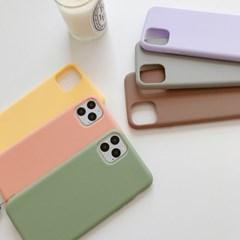 심플 베이직 스트랩 아이폰11 Pro/Max 케이스