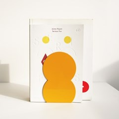 SNOWMAN BOOKEND [YELLOW]