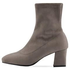 SPUR[스퍼] 삭스부츠 OF9039 Favorite socks boots 다크베이지
