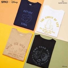(디즈니) 라이온킹_긴팔 티셔츠_SPRL949C01