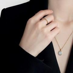 (92.5 silver) dia ring