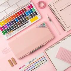 48색 핑크파레트