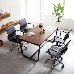 책상 테이블세트 회의용테이블 사무실테이블 테이블_(2423931)