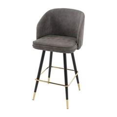 964바체어 인테리어 디자인 골드 바 의자